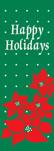 zow 017 Happy Holidays Poinsettia