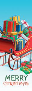 ZOW 1001 Santa's Sled