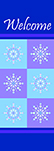 ZOW 1008 Snowflake Patchwork
