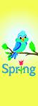 ZOW 1015 Spring Bluebird