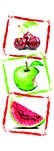 ZOW 1020 Fruit Squares