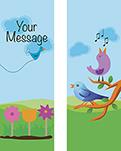 ZOW 1029 Spring Birds DD