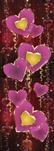 ZOW 1068 Valentine Pink Hearts