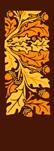 ZOW 108 Oak Leaves & Acorns