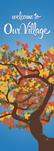 ZOW 1089 Autumn Maple Tree