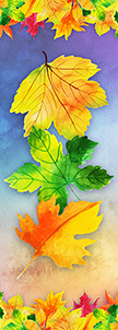 ZOW 1100 Watercolor Autumn