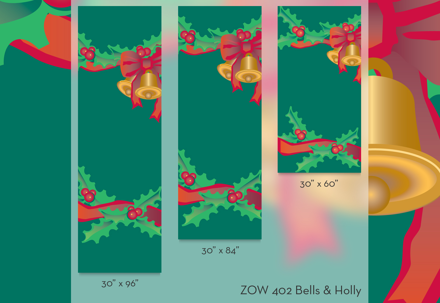 ZOW 402 Bells & Holly