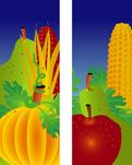 ZOW 501FW Fall Fruit Corn & Pumpkin