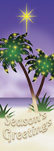 zow 615 Palm Tree Christmas