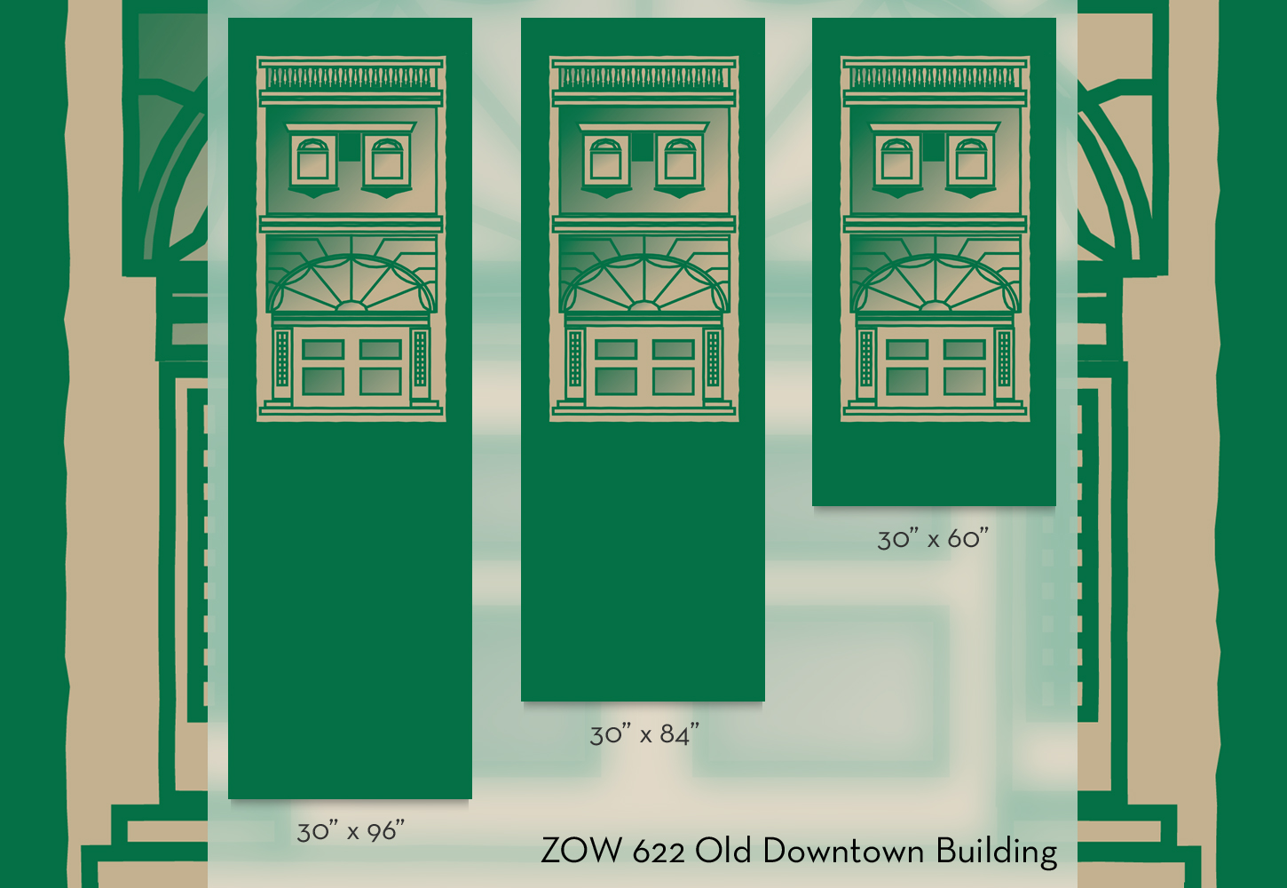 ZOW 622 Old Downtown Building