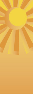 ZOW 629 Geometric Sun