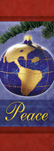 zow 803 Peace Globe