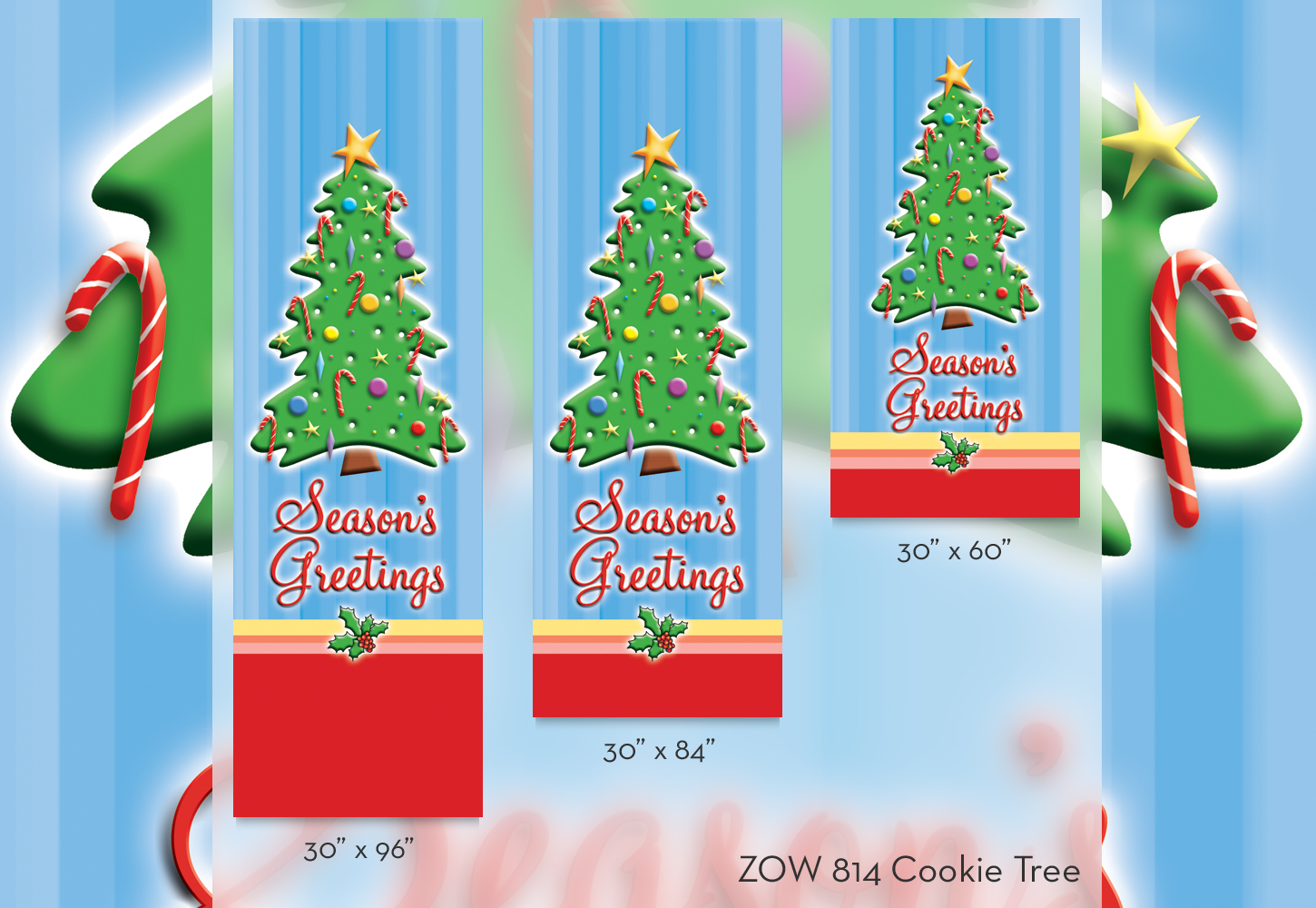ZOW 814 Cookie Tree