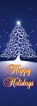 zow 916 Happy Holidays Tree