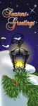 zow 917 Snowy Lamp