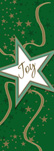 zow 926 Green & Gold Joy Star