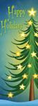 zow 939 Cartoon Tree & Glowing Stars