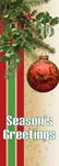 zow 943 Seasonal Spray with Ornament