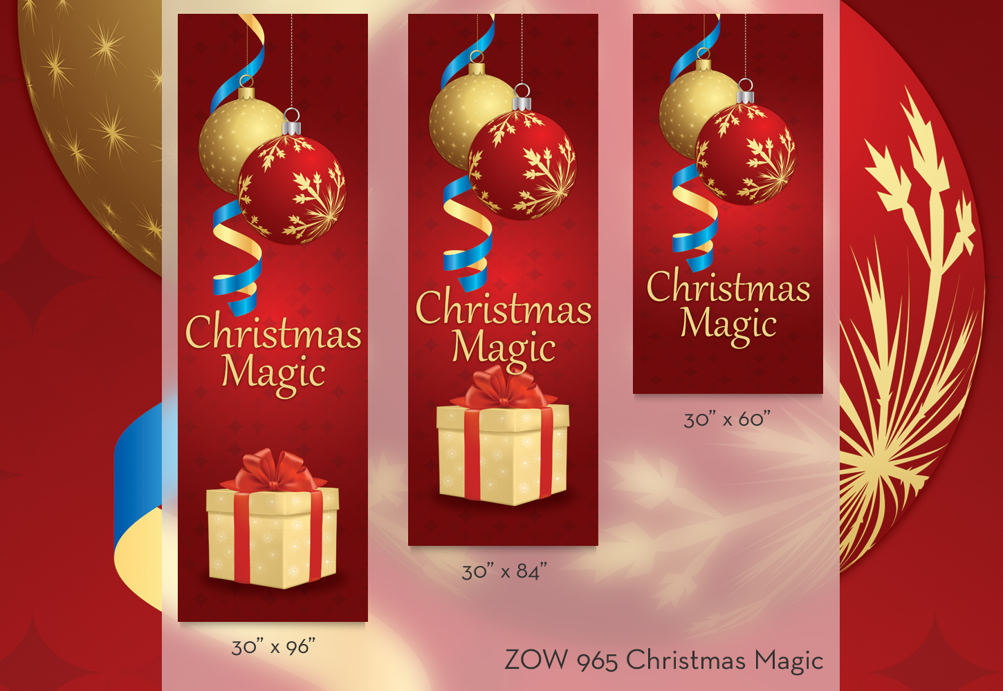 ZOW 965 Christmas Magic
