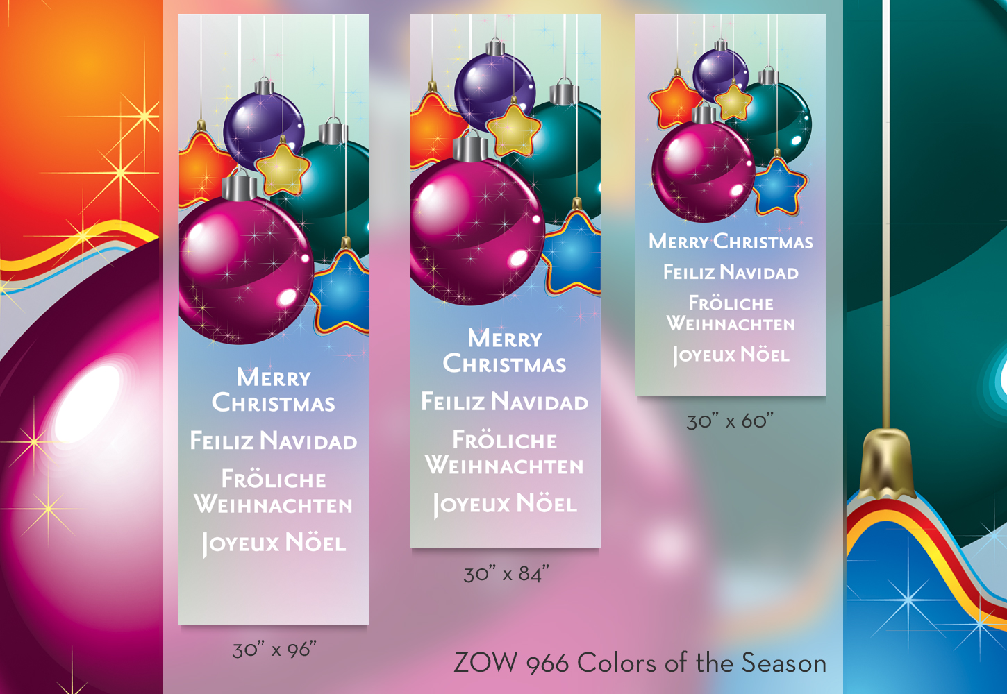 ZOW 966 Colors of the Season