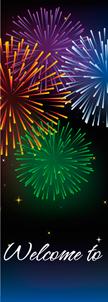 ZOW 971 Bursting Fireworks