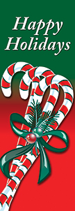 ZOW 989 Three Candy Canes