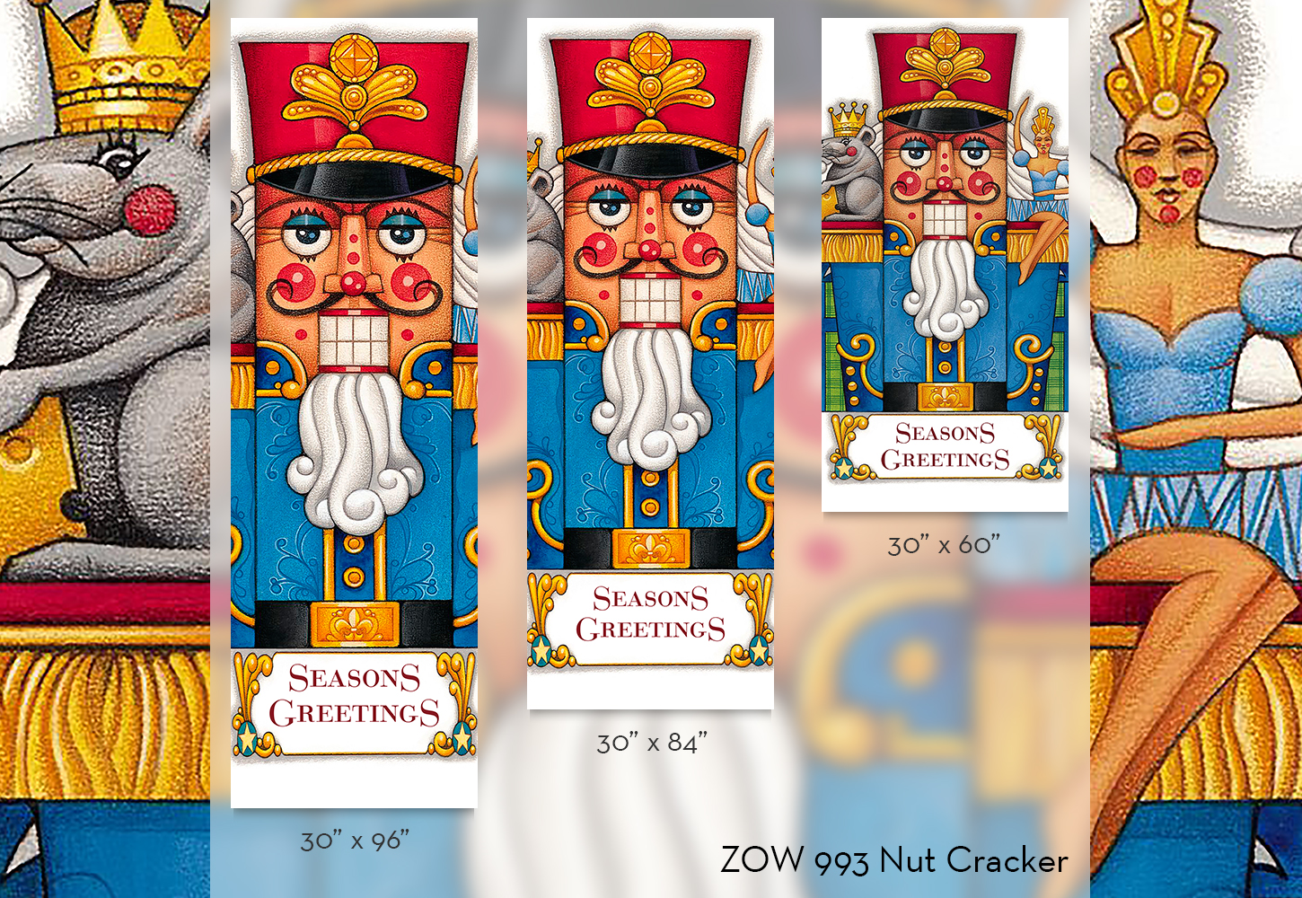 ZOW 993 Nut Cracker